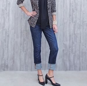 Cabi High Straight Jeans 4